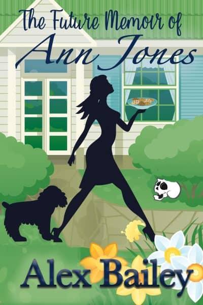 Cover for The Future Memoir of Ann Jones
