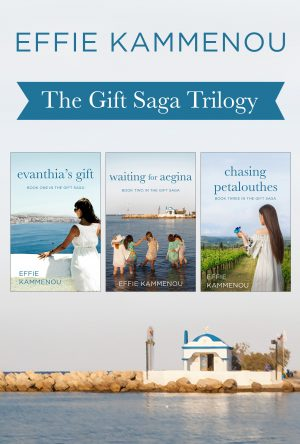 Cover for The Gift Saga Trilogy Box Set