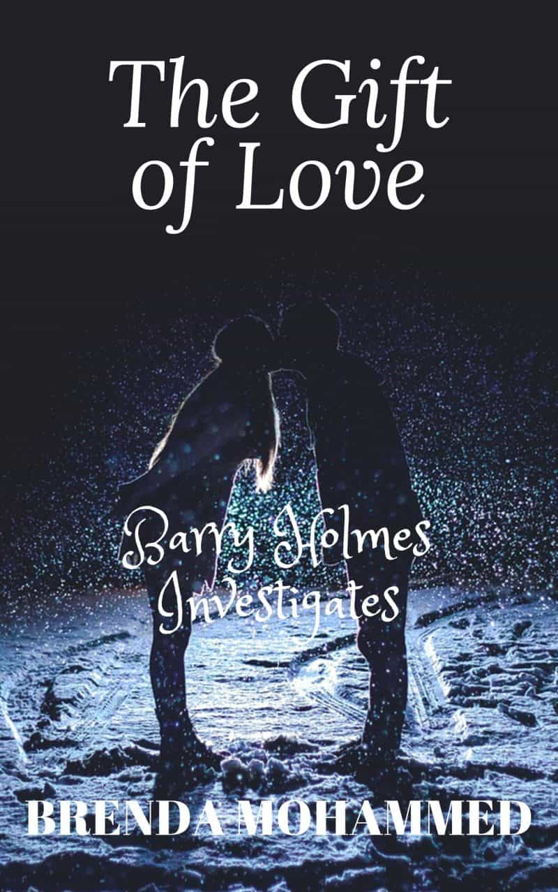 Cover for The Gift of Love: Barry Holmes Investigates