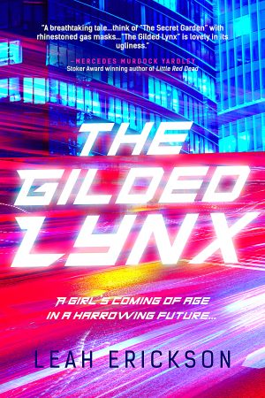 Cover for The Gilded Lynx