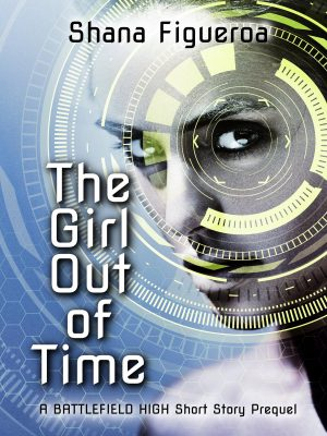 Cover for The Girl Out of Time