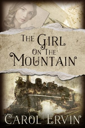 Cover for The Girl on the Mountain