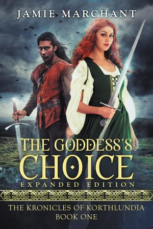 Cover for The Goddess's Choice