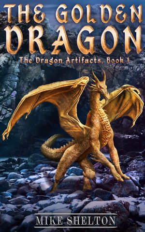Cover for The Golden Dragon