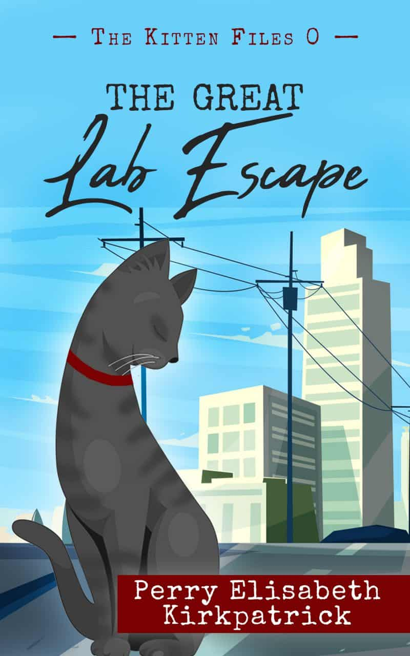 Cover for The Great Lab Escape