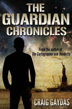 Cover for The Guardian Chronicles
