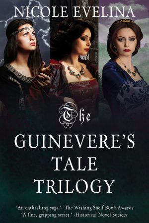 Cover for The Guinevere's Tale Trilogy