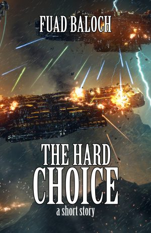 Cover for The Hard Choice