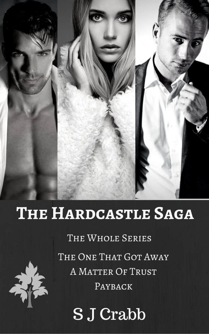 Cover for The Hardcastle Saga