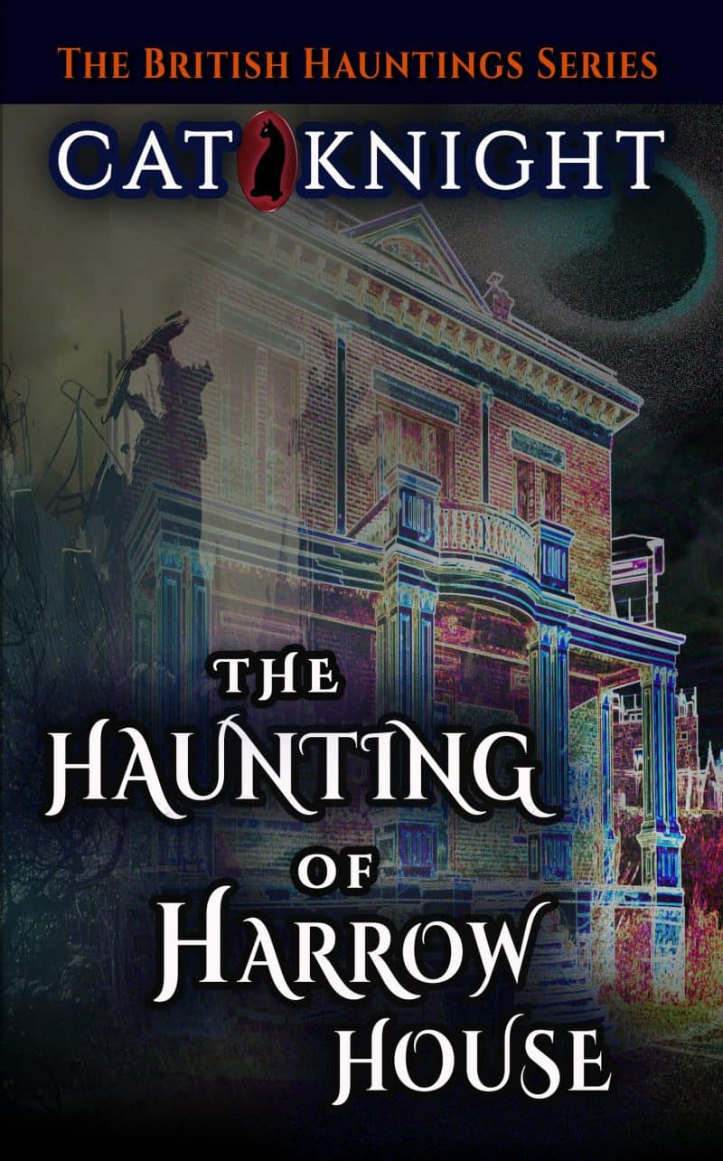 Cover for The Haunting of Harrow House