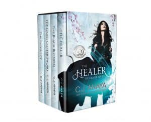 Cover for The Healer Series Books 1-4