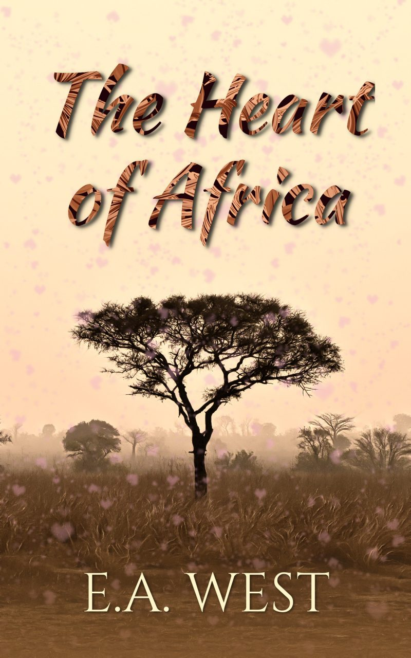 Cover for The Heart of Africa