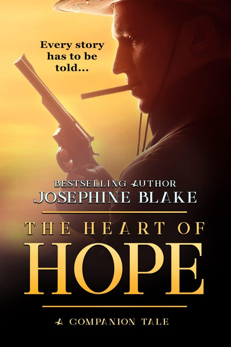 Cover for The Heart of Hope: A Companion Tale