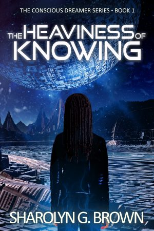 Cover for The Heaviness of Knowing