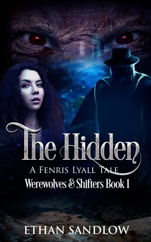Cover for The Hidden