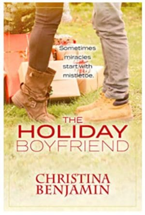 Cover for The Holiday Boyfriend