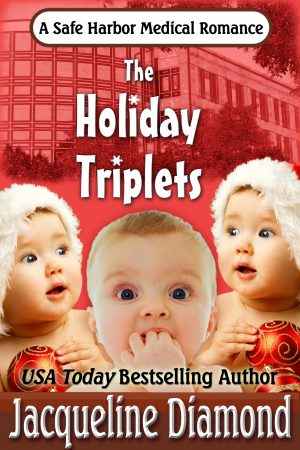 Cover for The Holiday Triplets