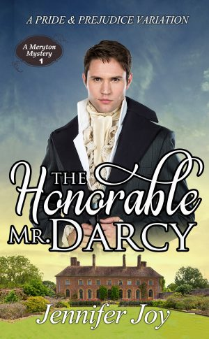 Cover for The Honorable Mr. Darcy