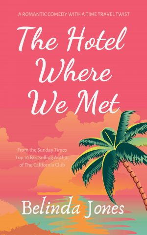 Cover for The Hotel Where We Met