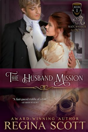 Cover for The Husband Mission