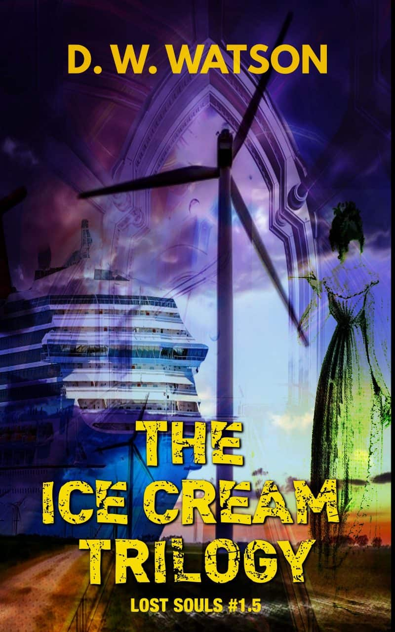 Cover for The Ice Cream Trilogy