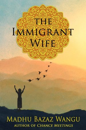 Cover for The Immigrant Wife