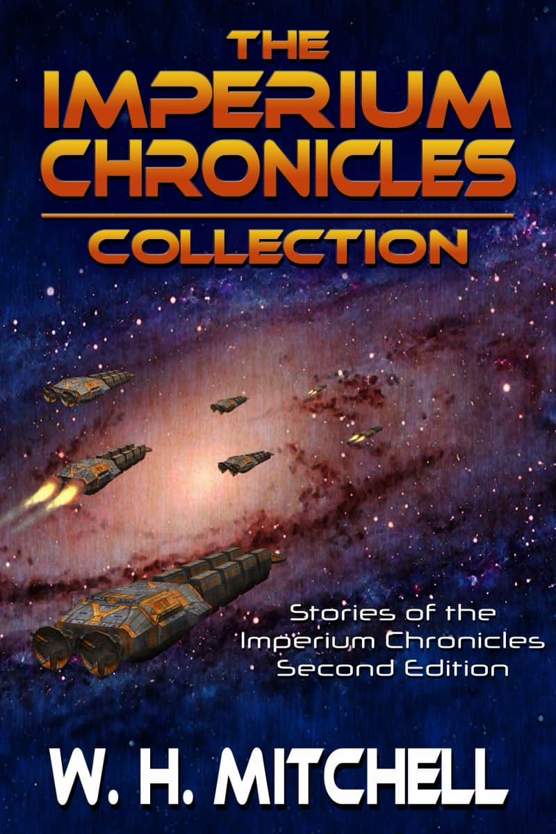 Cover for The Imperium Chronicles Collection: Second Edition