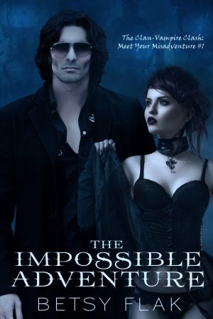 Cover for The Impossible Adventure