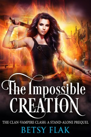 Cover for The Impossible Creation