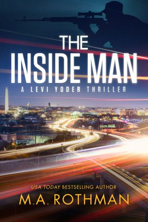 Cover for The Inside Man