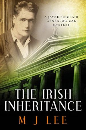 Cover for The Irish Inheritance