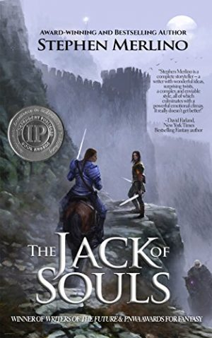 Cover for The Jack of Souls