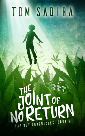 Cover for The Joint of No Return