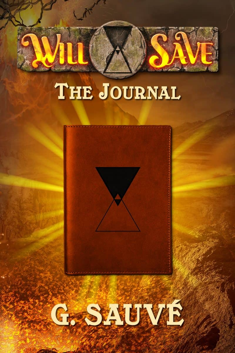 Cover for The Journal: A Time Travel Adventure