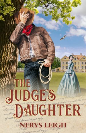 Cover for The Judge's Daughter
