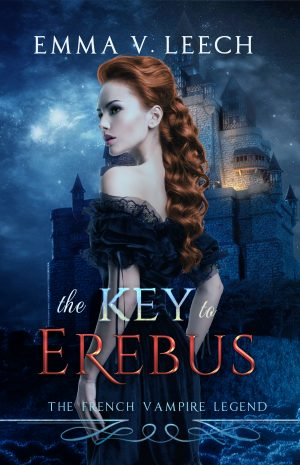 Cover for The Key to Erebus