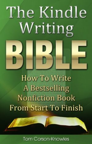 Cover for The Kindle Writing Bible