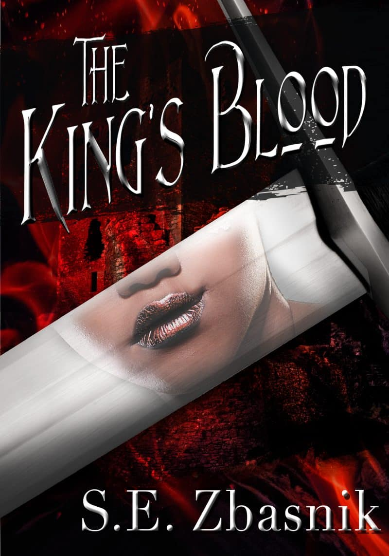 Cover for The King's Blood