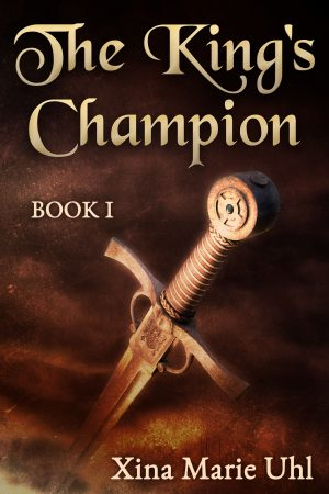 Cover for The King's Champion