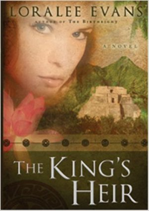 Cover for The King's Heir