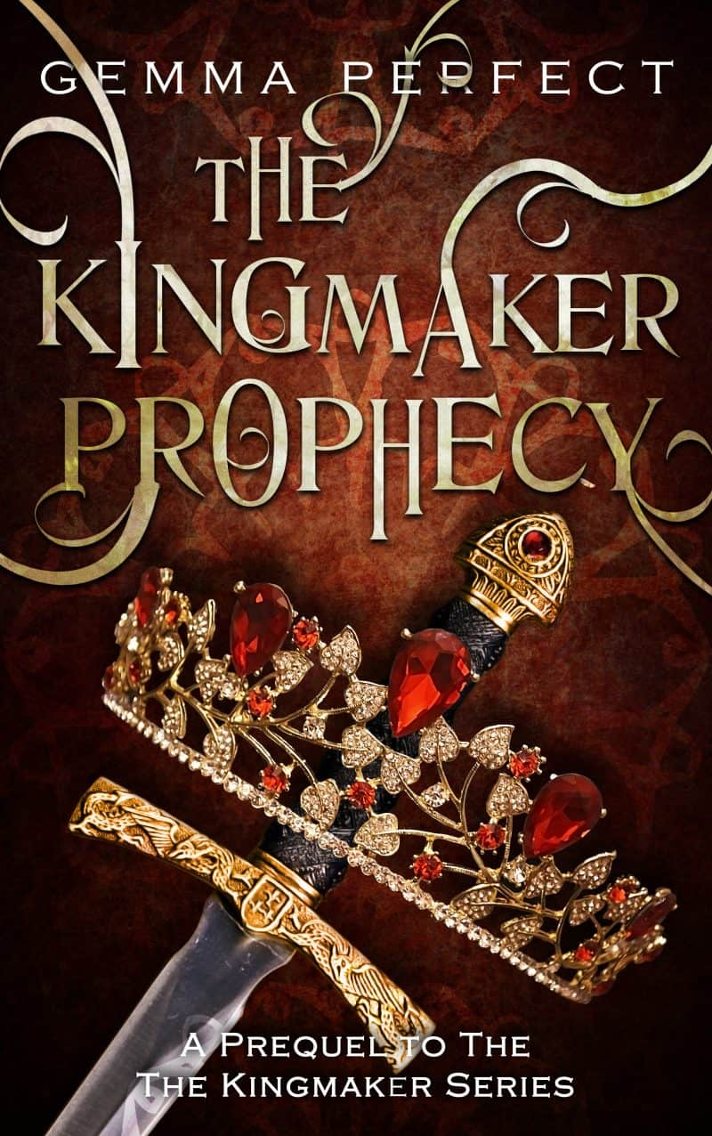 Cover for The Kingmaker Prophecy