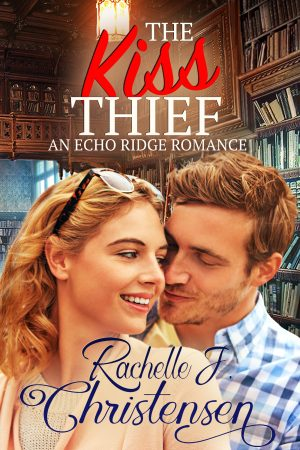 Cover for The Kiss Thief