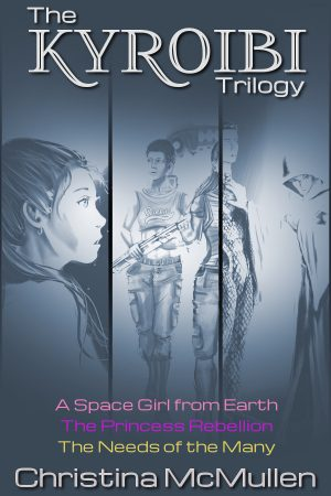 Cover for The Kyroibi Trilogy