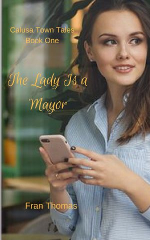 Cover for The Lady Is a Mayor