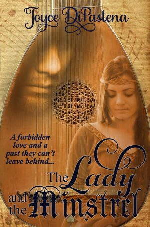 Cover for The Lady and the Minstrel - sample chapters