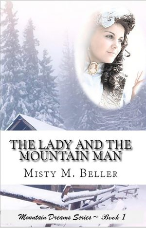 Cover for The Lady and the Mountain Man