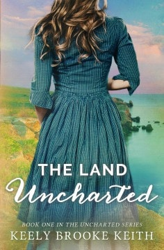 Cover for The Land Uncharted