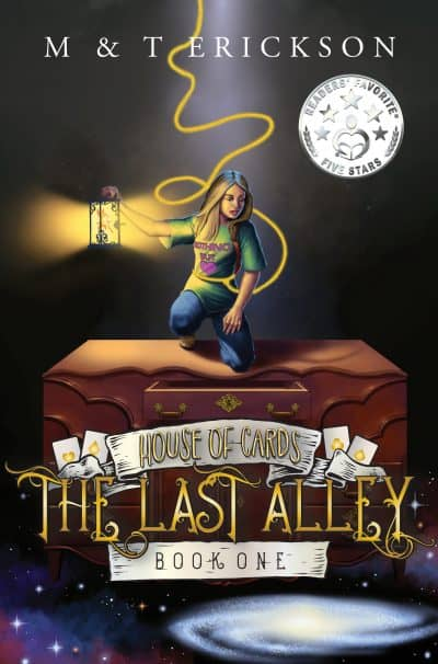 Cover for The Last Alley