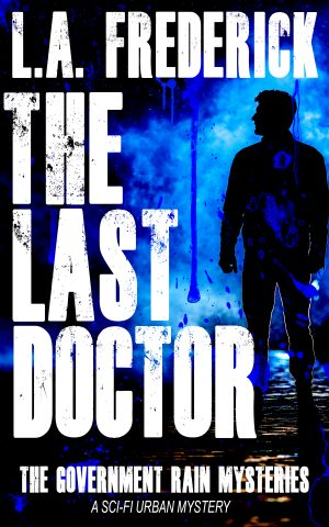 Cover for The Last Doctor