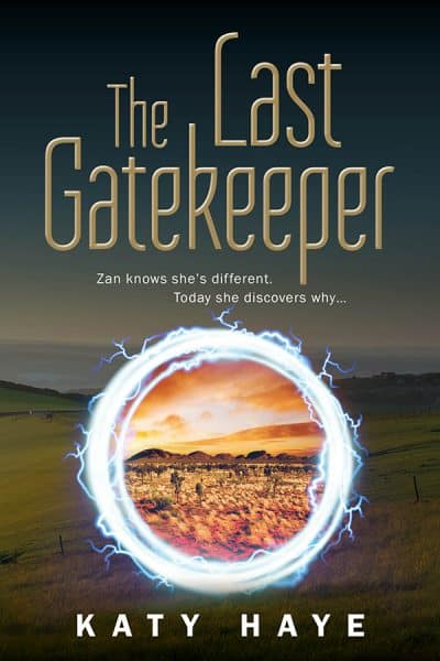 Cover for The Last Gatekeeper